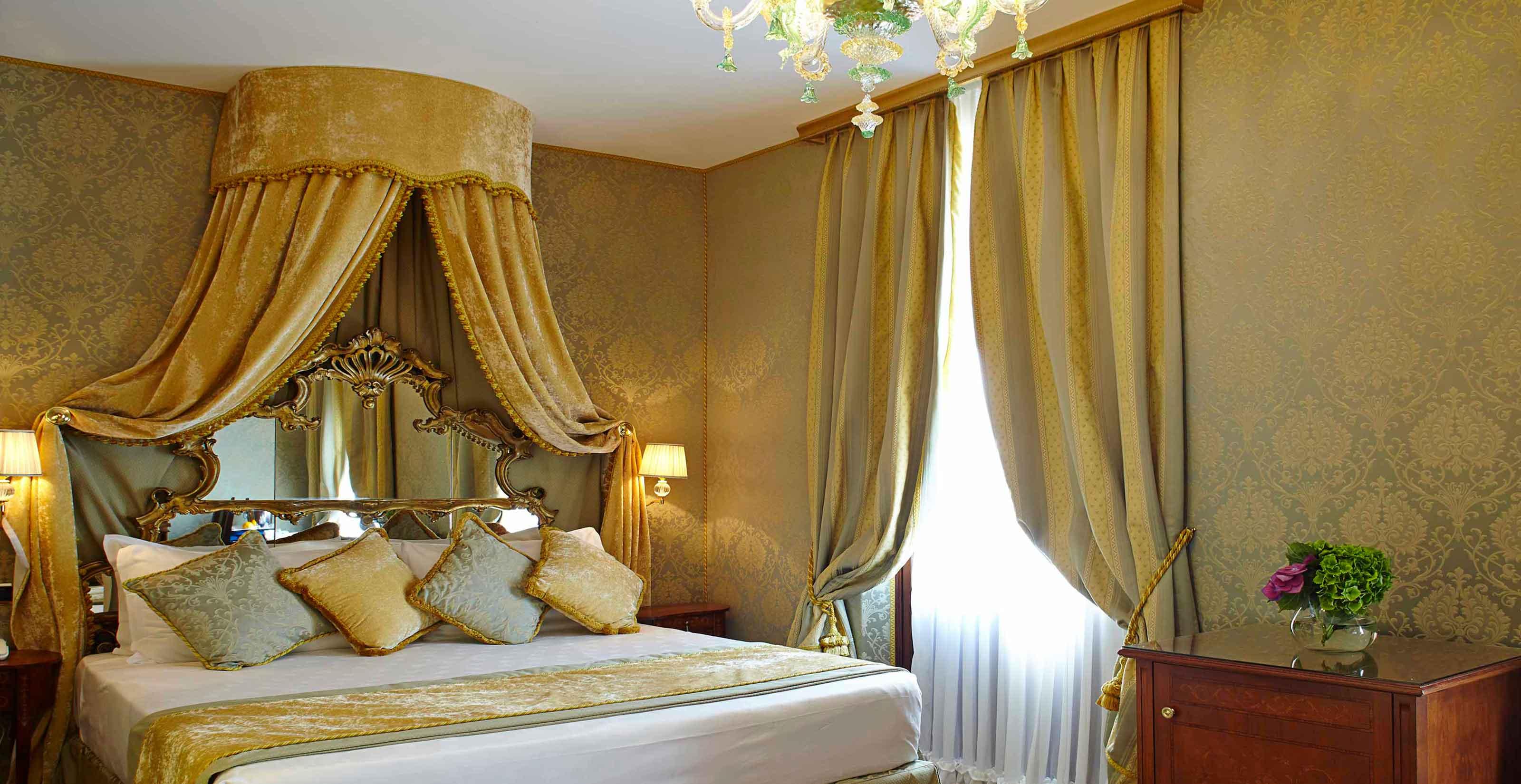 Deluxe Room - Hotel Palazzo Paruta
