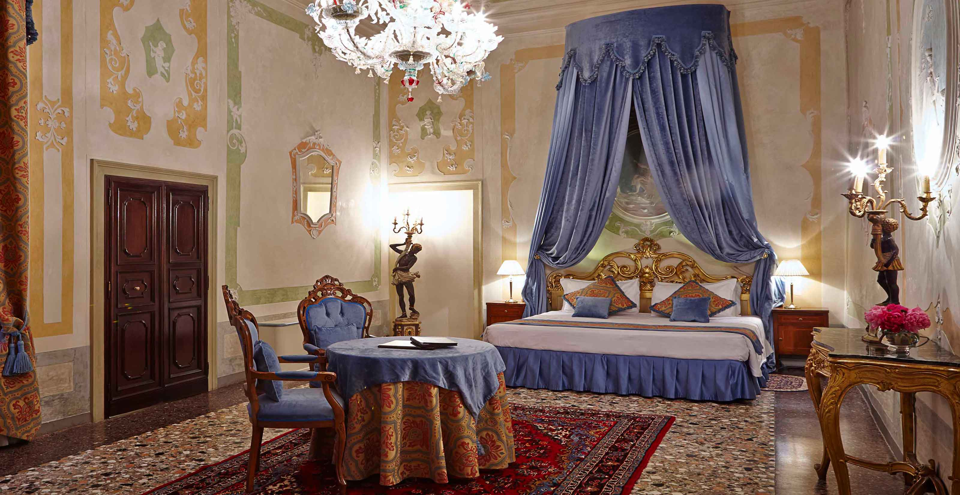 Junior Suite - Hotel Palazzo Paruta