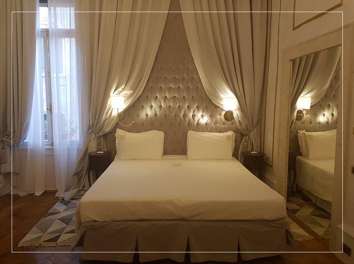 Junior Suite Doppia - Hotel Palazzo Paruta