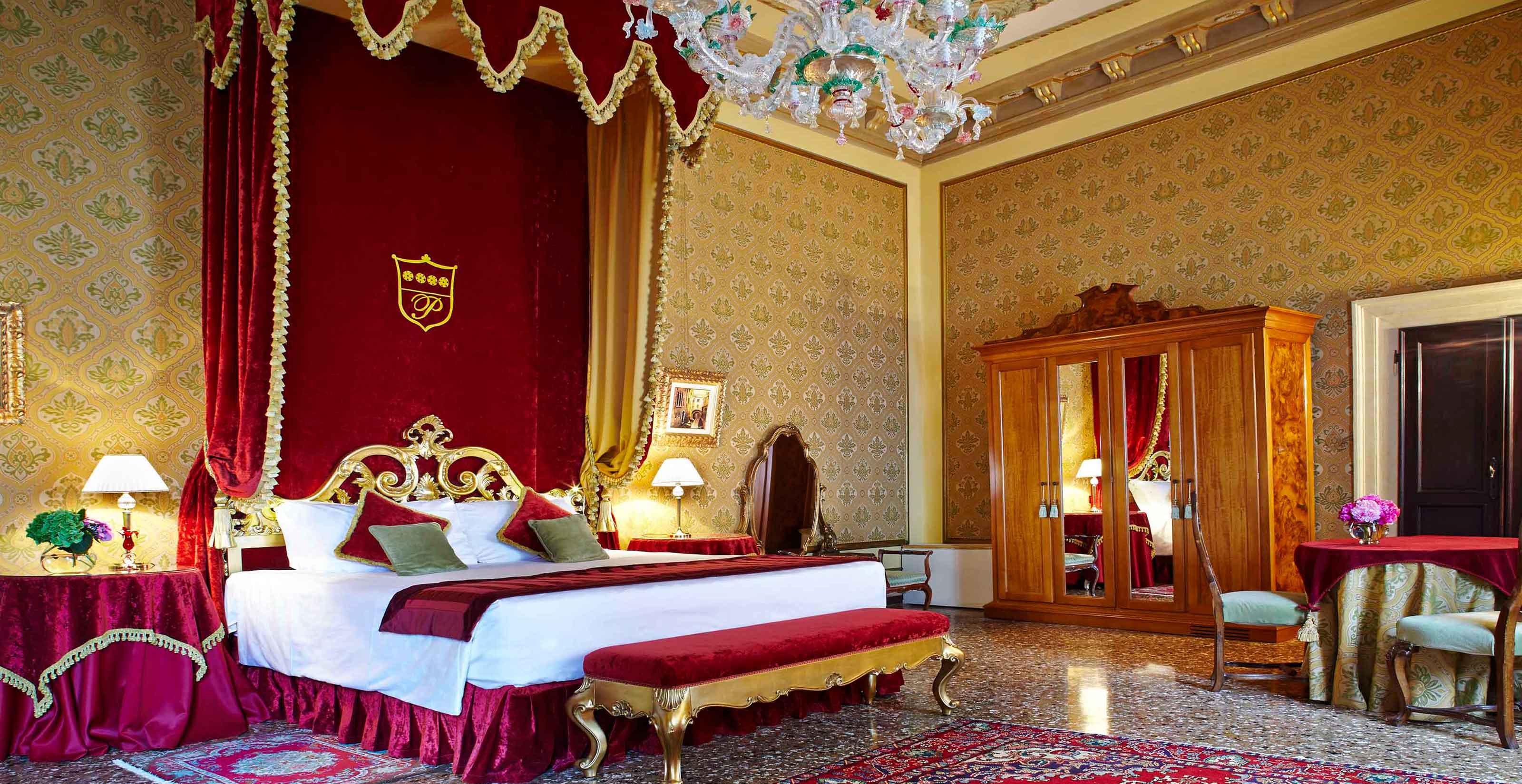 Junior Suite Canale - Hotel Palazzo Paruta