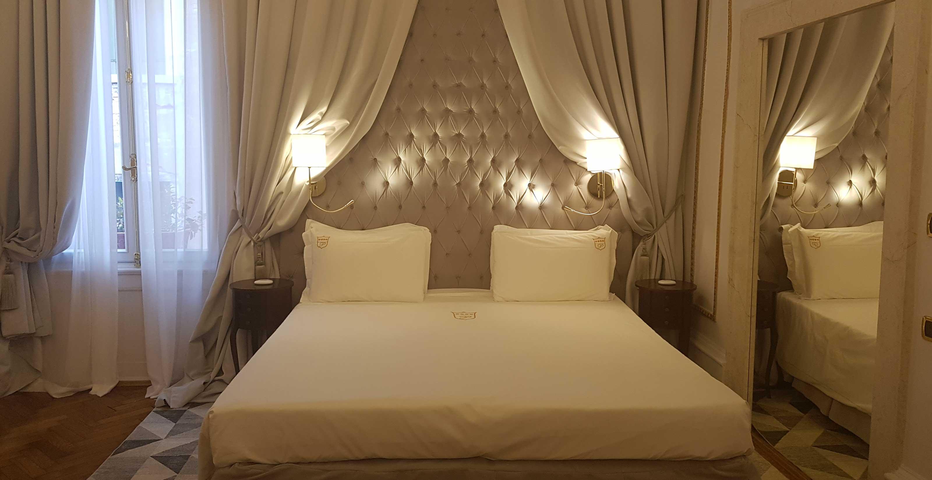 Junior Suite Canale Doppia - Hotel Palazzo Paruta